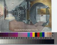 """Armor Plate Safe Deposit and Storage Vaults of the Los Angeles Trust and Savings..."