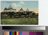 """Theosophical Institute, Point Loma, San Diego. 1915."""