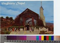 """Wayfarers' Chapel Portuguese Bend, California"""