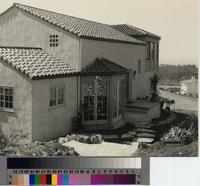 Brashears Residence, 2325 Via Pinale, Malaga Cove, Palos Verdes Estates.