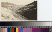Bridge over the arroyo through the twelfth fairway of the Palos Verdes Golf...