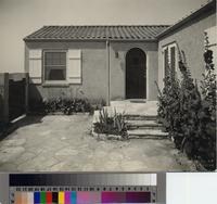 Bruner Residence, 1608 Via Machado, Margate, Palos Verdes Estates.