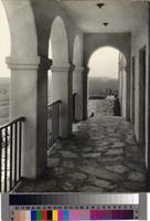 """Loggia of Palos Verdes Golf Club."""