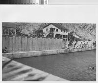 White Point Hot Springs, San Pedro, California.