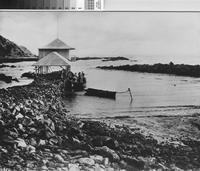 White Point Japanese fishing village, San Pedro, California.