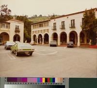 Commercial buildings, Malaga Cove Plaza, Palos Verdes Estates, California