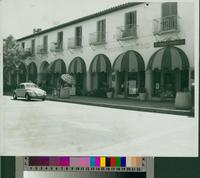 Gardner Building, Malaga Cove Plaza, Palos Verdes Estates, California