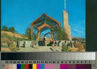 Wayfarers' Chapel Portuguese Bend, California