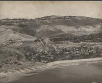 Portuguese Bend Beach Club, Portuguese Bend, Rancho Palos Verdes, California...