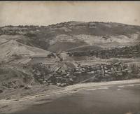 Portuguese Bend Beach Club, Portuguese Bend, Rancho Palos Verdes, California...