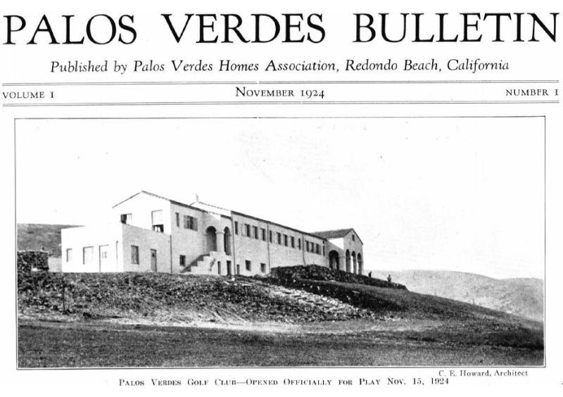 Palos Verdes Bulletin