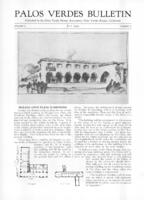 Palos Verdes Bulletin, July 1929. Volume 5. Number 7