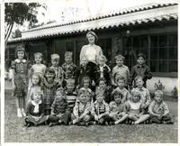 Miraleste Kindergarten Class of 1950-1951