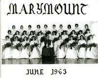 Marymount Palos Verdes High School graduating class 1963