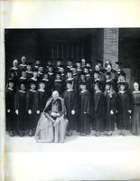 Marymount College Palos Verdes graduating class of 1967