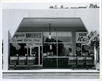 Mayer's Bakeries and Baskin Robbins, Rolling Hills Estates, California