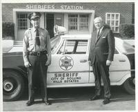Los Angeles County Sheriff Station, Lennox California