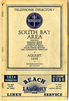 South Bay Area August 1936