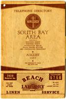 South Bay Area August 1937