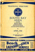 South Bay Area April 1940