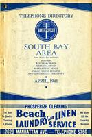 South Bay Area April 1941