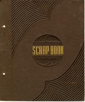 Scrapbook 1952-1953