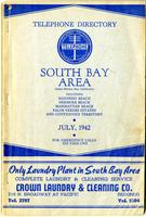 South Bay Area July 1942
