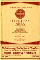 South Bay Area April 1943