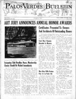 Palos Verdes Bulletin, 8 May 1941. Volume 1. Number 8
