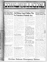 The Bulletin, 12 December 1941: Civilian Defense Emergency Edition. Volume 1....