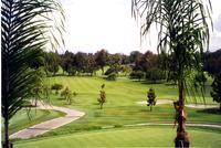 Palos Verdes Golf Course ninth green
