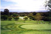 Palos Verdes Golf Course first tee