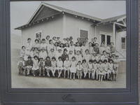Palos Verdes Gakuen group photo, Palos Verdes, California