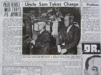 """""""Uncle Sam Takes Charge"""""""
